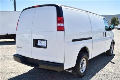 2020 Chevrolet Express 2500 4x2, Commercial Van Interiors Upfitted Cargo Van #M20364 - photo 7