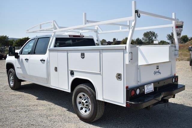 2020 Chevrolet Silverado 3500 Crew Cab 4x2, Harbor TradeMaster Utility #M20368 - photo 6