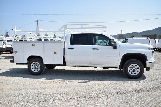 2020 Chevrolet Silverado 3500 Crew Cab 4x2, Harbor TradeMaster Utility #M20368 - photo 8