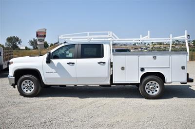 2020 Chevrolet Silverado 3500 Crew Cab 4x2, Harbor TradeMaster Utility #M20368 - photo 5