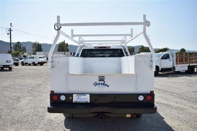 2020 Chevrolet Silverado 3500 Crew Cab 4x2, Harbor TradeMaster Utility #M20368 - photo 7
