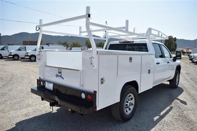 2020 Chevrolet Silverado 3500 Crew Cab 4x2, Harbor TradeMaster Utility #M20368 - photo 2