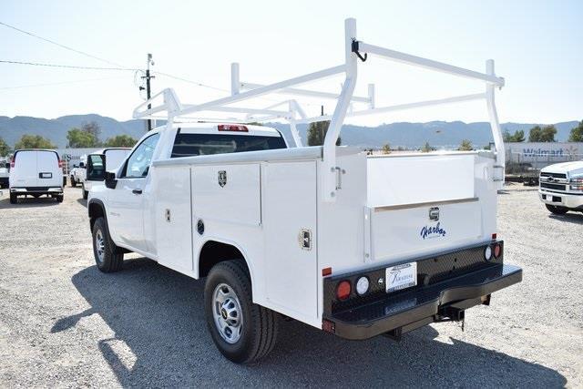 2020 Chevrolet Silverado 2500 Regular Cab 4x4, Harbor TradeMaster Utility #M20382 - photo 6