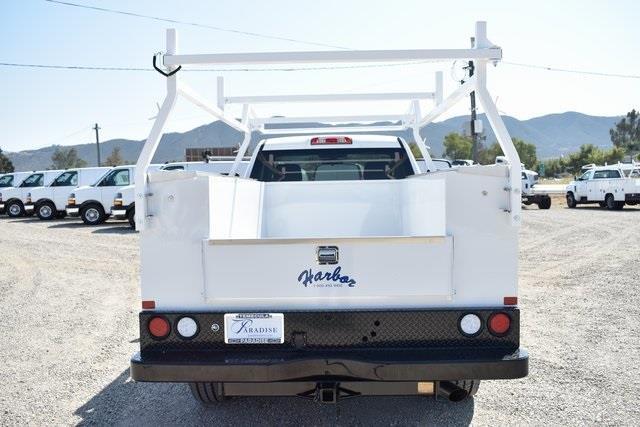 2020 Chevrolet Silverado 2500 Regular Cab 4x4, Harbor TradeMaster Utility #M20382 - photo 7