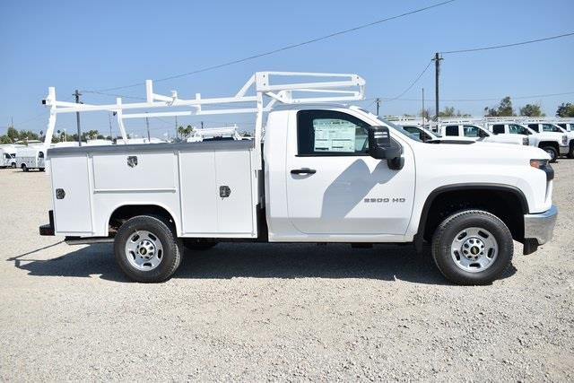 2020 Chevrolet Silverado 2500 Regular Cab 4x4, Harbor TradeMaster Utility #M20382 - photo 8