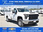 2020 Chevrolet Silverado 2500 Regular Cab 4x4, Harbor TradeMaster Utility #M20382 - photo 1