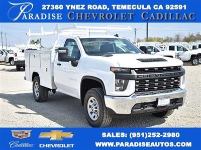 2020 Chevrolet Silverado 3500 Regular Cab 4x2, Harbor TradeMaster Utility #M20394 - photo 1