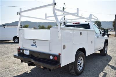2020 Chevrolet Silverado 3500 Regular Cab 4x2, Harbor TradeMaster Utility #M20394 - photo 2