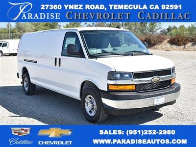 2020 Chevrolet Express 2500 4x2, Adrian Steel Upfitted Cargo Van #M20398 - photo 1