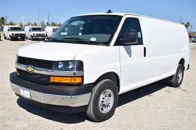 2020 Chevrolet Express 2500 4x2, Adrian Steel Upfitted Cargo Van #M20398 - photo 4