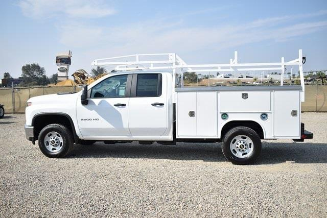 2020 Chevrolet Silverado 2500 Double Cab 4x4, Harbor TradeMaster Utility #M20399 - photo 5
