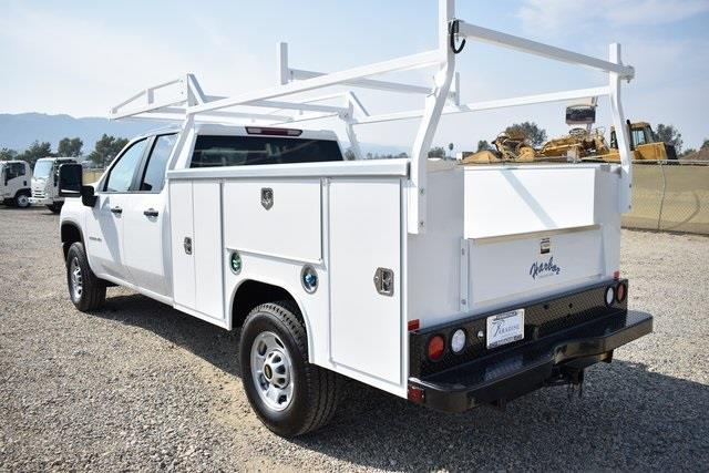 2020 Chevrolet Silverado 2500 Double Cab 4x4, Harbor TradeMaster Utility #M20399 - photo 6
