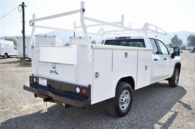 2020 Chevrolet Silverado 2500 Double Cab 4x4, Harbor TradeMaster Utility #M20399 - photo 2