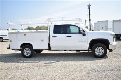 2020 Chevrolet Silverado 2500 Double Cab 4x4, Harbor TradeMaster Utility #M20399 - photo 8