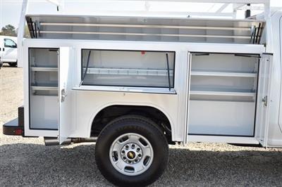 2020 Chevrolet Silverado 2500 Double Cab 4x4, Harbor TradeMaster Utility #M20399 - photo 9