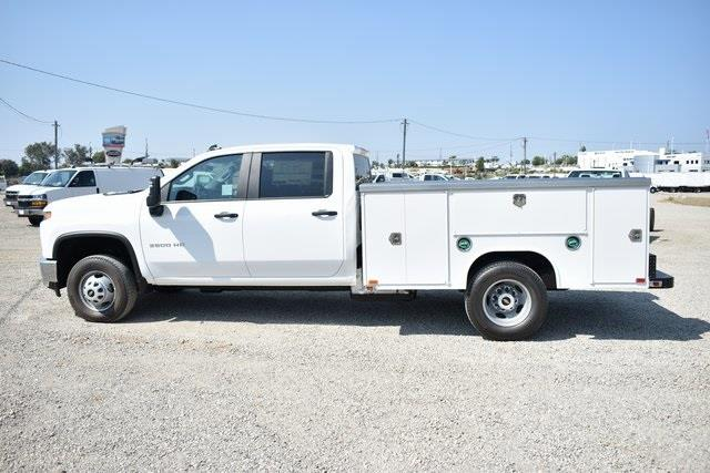 2020 Chevrolet Silverado 3500 Crew Cab DRW 4x4, Harbor TradeMaster Utility #M20402 - photo 4