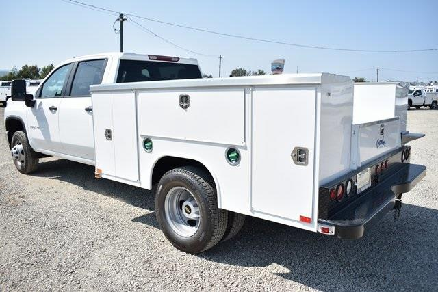 2020 Chevrolet Silverado 3500 Crew Cab DRW 4x4, Harbor TradeMaster Utility #M20402 - photo 5