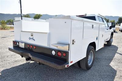 2020 Chevrolet Silverado 3500 Crew Cab DRW 4x4, Harbor TradeMaster Utility #M20402 - photo 2