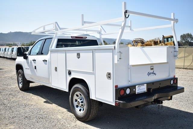 2020 Chevrolet Silverado 3500 Double Cab 4x2, Harbor TradeMaster Utility #M20407 - photo 6