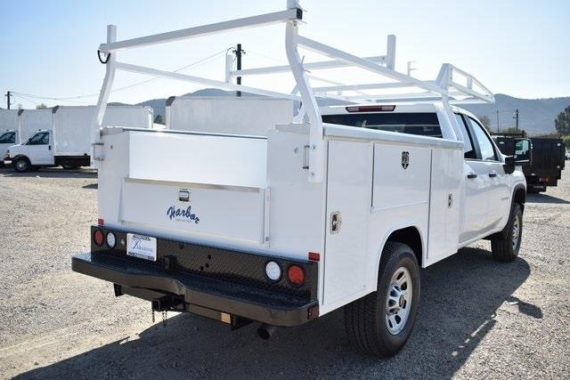 2020 Chevrolet Silverado 3500 Double Cab 4x2, Harbor Utility #M20407 - photo 1