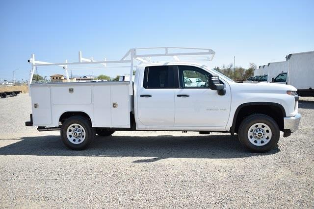 2020 Chevrolet Silverado 3500 Double Cab 4x2, Harbor TradeMaster Utility #M20407 - photo 8