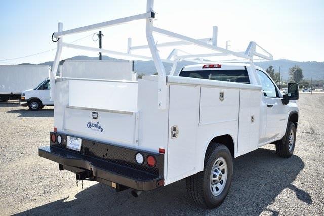 2020 Chevrolet Silverado 3500 Regular Cab 4x2, Harbor TradeMaster Utility #M20416 - photo 2