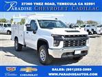 2020 Chevrolet Silverado 3500 Regular Cab 4x2, Harbor TradeMaster Utility #M20416 - photo 1