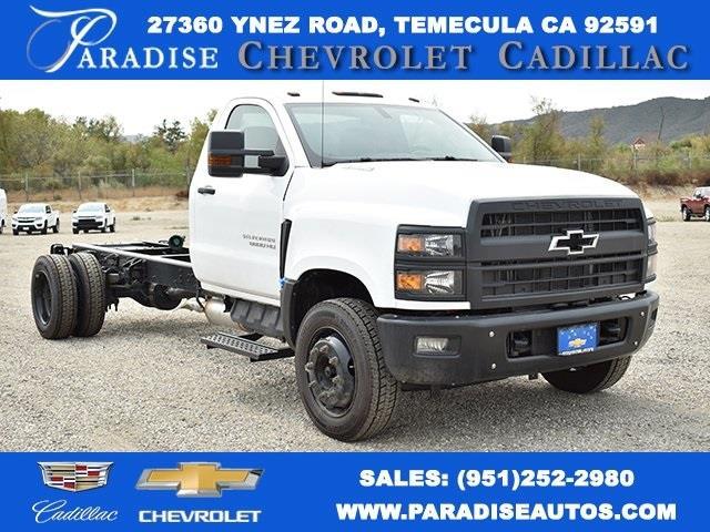 2020 Chevrolet Silverado 6500 Regular Cab DRW 4x2, Cab Chassis #M20422 - photo 1