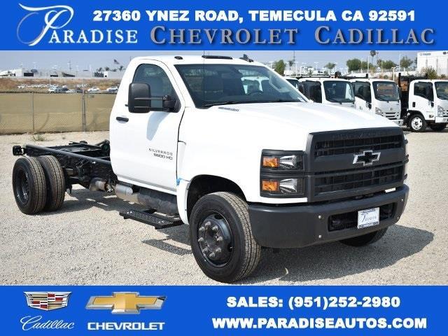 2020 Chevrolet Silverado 5500 Regular Cab DRW 4x2, Cab Chassis #M20425 - photo 1