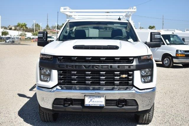 2020 Chevrolet Silverado 3500 Regular Cab 4x4, Harbor TradeMaster Utility #M20429 - photo 3