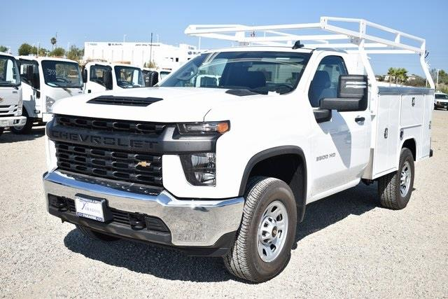 2020 Chevrolet Silverado 3500 Regular Cab 4x4, Harbor TradeMaster Utility #M20429 - photo 4
