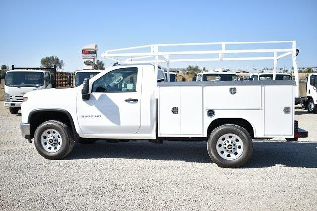 2020 Chevrolet Silverado 3500 Regular Cab 4x4, Harbor TradeMaster Utility #M20429 - photo 5