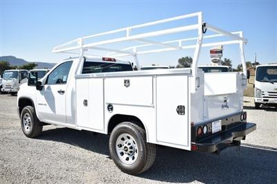 2020 Chevrolet Silverado 3500 Regular Cab 4x4, Harbor TradeMaster Utility #M20429 - photo 6