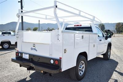2020 Chevrolet Silverado 3500 Regular Cab 4x4, Harbor TradeMaster Utility #M20429 - photo 2