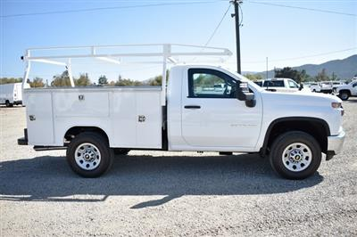 2020 Chevrolet Silverado 3500 Regular Cab 4x4, Harbor TradeMaster Utility #M20429 - photo 8