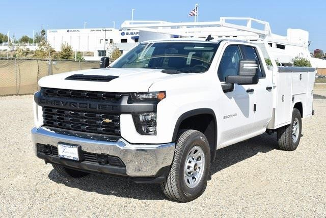2020 Chevrolet Silverado 3500 Double Cab 4x2, Harbor TradeMaster Utility #M20440 - photo 4