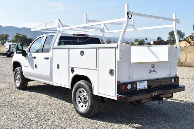 2020 Chevrolet Silverado 3500 Double Cab 4x2, Harbor TradeMaster Utility #M20440 - photo 6