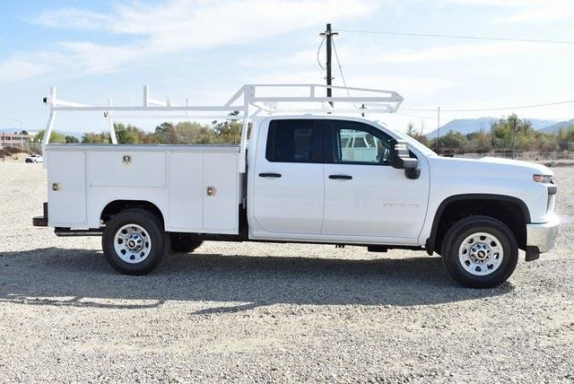 2020 Chevrolet Silverado 3500 Double Cab 4x2, Harbor TradeMaster Utility #M20440 - photo 8