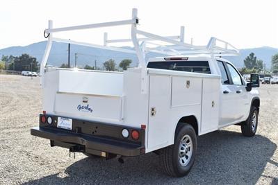 2020 Chevrolet Silverado 3500 Double Cab 4x2, Harbor TradeMaster Utility #M20440 - photo 2
