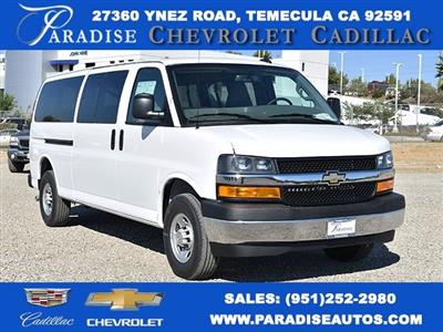 2020 Chevrolet Express 3500 4x2, Passenger Wagon #M20442 - photo 1
