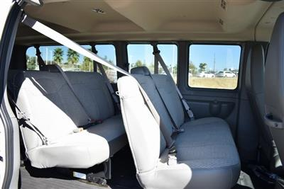 2020 Chevrolet Express 3500 4x2, Passenger Wagon #M20442 - photo 11