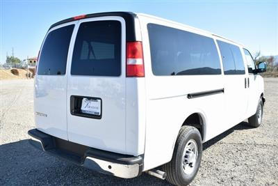 2020 Chevrolet Express 3500 4x2, Passenger Wagon #M20442 - photo 2