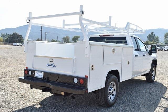 2020 Chevrolet Silverado 3500 Double Cab 4x2, Harbor TradeMaster Utility #M20444 - photo 2