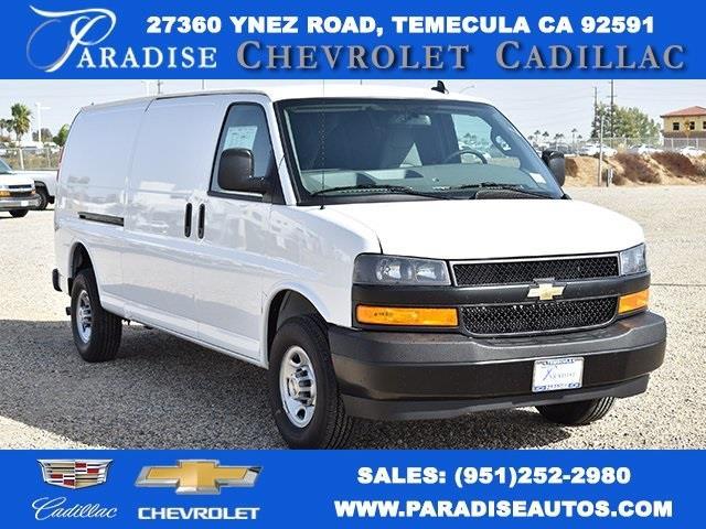 2020 Chevrolet Express 3500 4x2, Empty Cargo Van #M20461 - photo 1