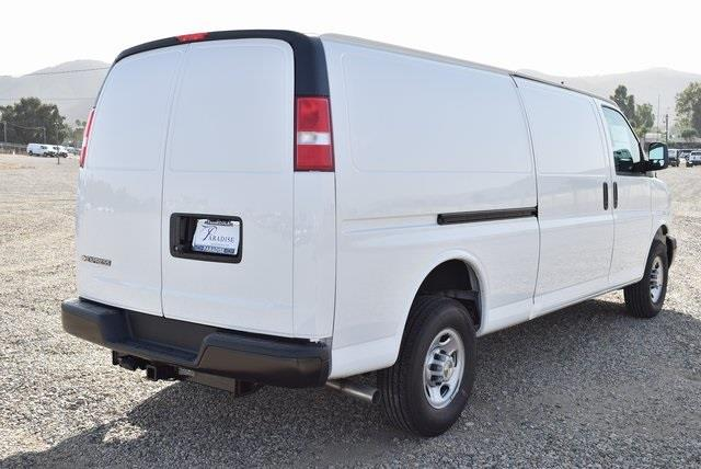 2020 Chevrolet Express 3500 4x2, Empty Cargo Van #M20462 - photo 8