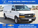 2020 Chevrolet Express 3500 4x2, Empty Cargo Van #M20462 - photo 1