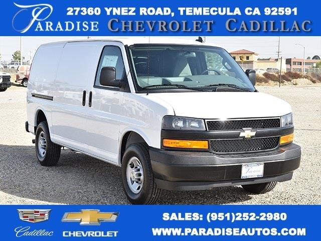 2020 Chevrolet Express 2500 4x2, Masterack Upfitted Cargo Van #M20474 - photo 1