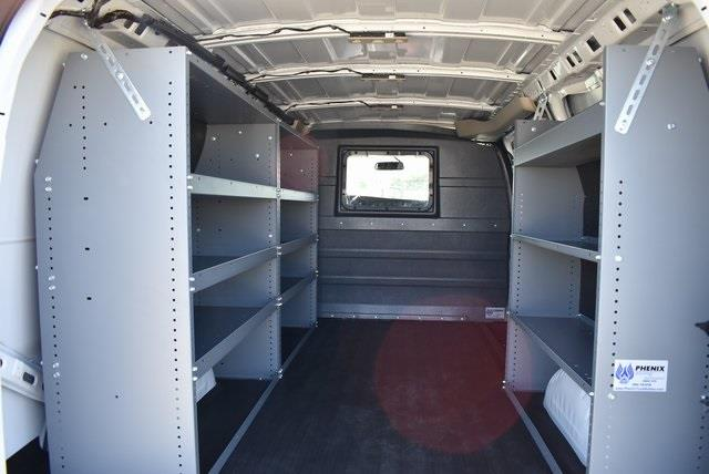 2020 Chevrolet Express 2500 4x2, Masterack Upfitted Cargo Van #M20474 - photo 2