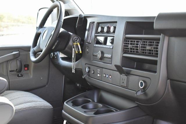 2020 Chevrolet Express 2500 4x2, Masterack Upfitted Cargo Van #M20474 - photo 10
