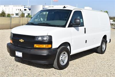 2020 Chevrolet Express 2500 4x2, Masterack Upfitted Cargo Van #M20474 - photo 4
